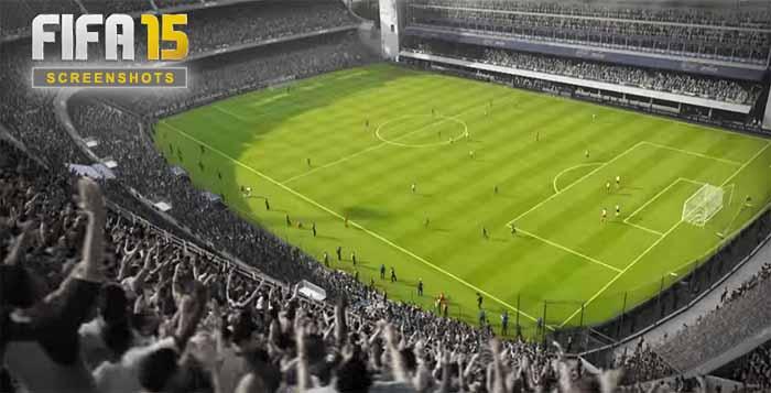 Screenshots de FIFA 15 - Todas as Imagens Oficiais num Único Local