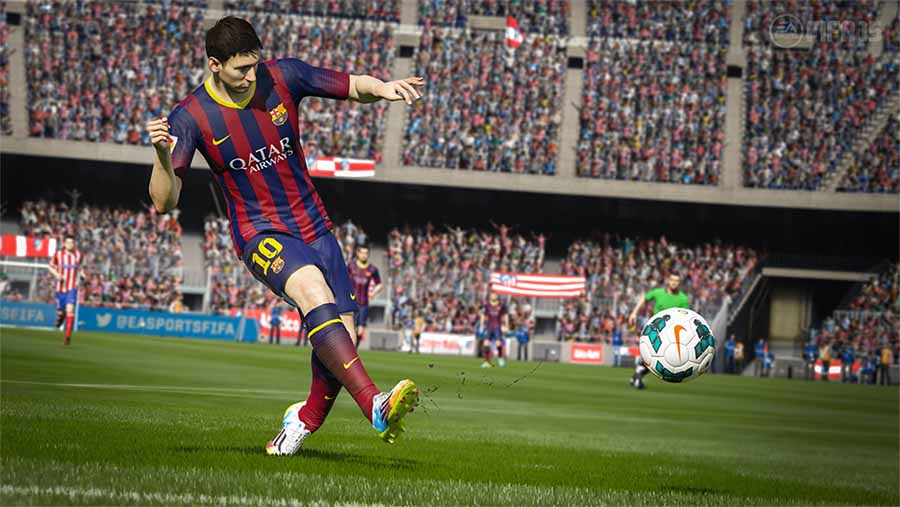 FIFA 15 Update History