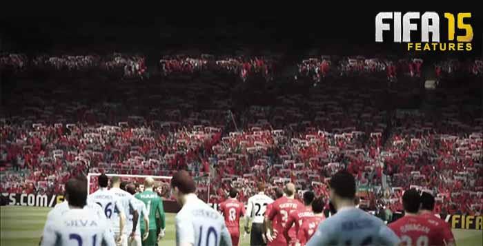 Caraterísticas de FIFA 15 - O que deve saber sobre FIFA 15