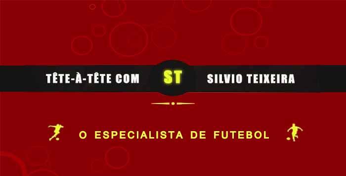 Tête a Tête com Silvio Teixeira: O Especialista de Futebol