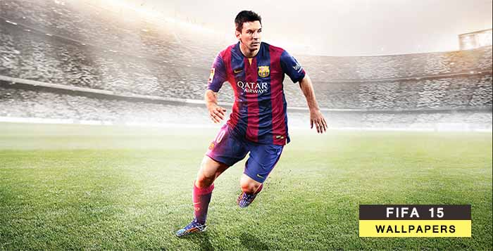 Wallpapers de FIFA 15 - Todos os Wallpapers Oficiais de FIFA 15 num Único Local