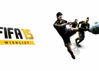 Lista de Desejos para FIFA 15: Melhorias e Inovações