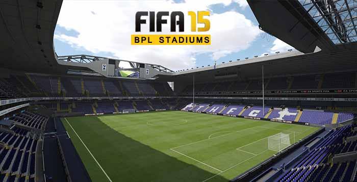 FIFA 15 inclui todos os 20 estádios da Barclays Premier League