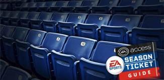 Guia do Season Ticket e do EA Access para FIFA 15 Ultimate Team