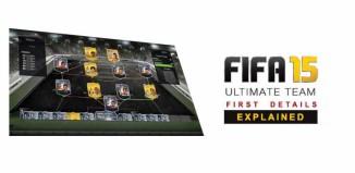 O que é novo em FIFA 15 Ultimate Team ?