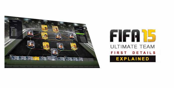 O que é novo em FIFA 15 Ultimate Team ?