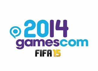 Apresentação de FIFA 15 na Gamescom 2014
