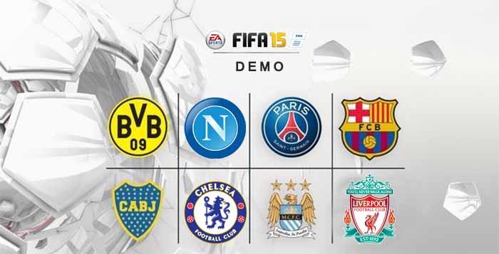 Guia da Demo de FIFA 15 - Datas, Equipas, Download e Mais Informações