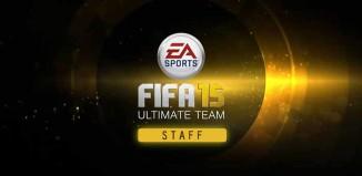 Guia de Staff em FIFA 15 Ultimate Team