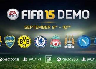 Demo de FIFA 15 - Feedback da Comunidade