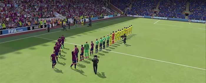Seja bem-vindo ao FIFA15!