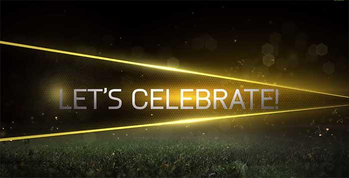 Guia de Celebrações em FIFA 15