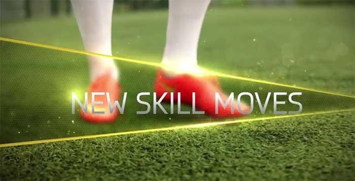 Skill Moves de FIFA 15