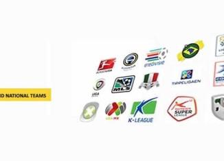 Todos os Clubes, Ligas e Seleções Nacionais de FIFA 15