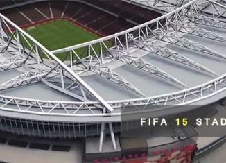 Estádios de FIFA 15