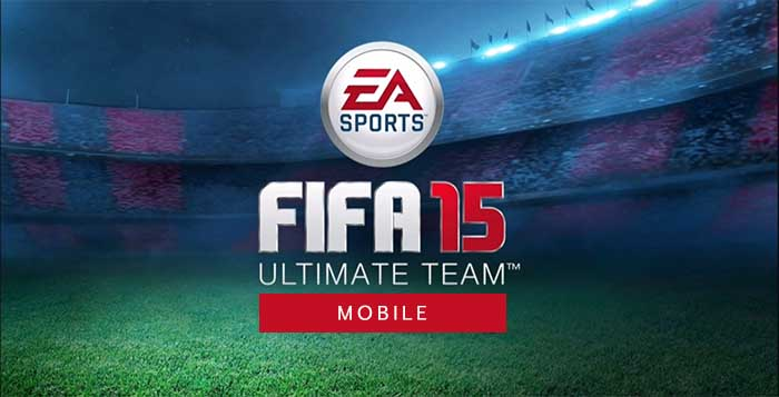 FIFA 15 Ultimate Team para iOS, Android e Windows Phone