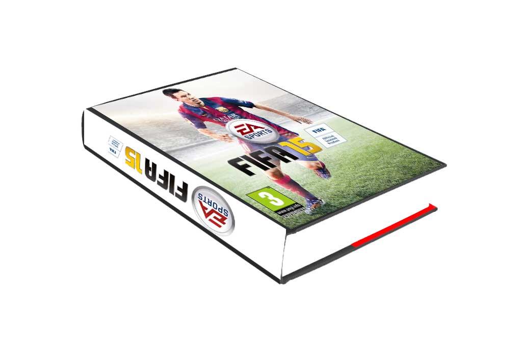 Manual de FIFA 15 - As Instruções Digitais do Jogo