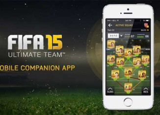 Companion App de FIFA 15 para iOS, Android e Windows Phone