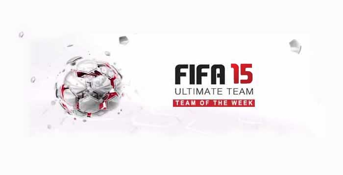 Equipa da Semana - Todas as TOTW de FIFA 15 Ultimate Team