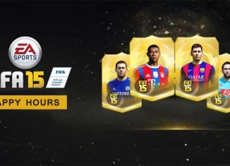 Todas as Happy Hours de FIFA 15 Ultimate Team