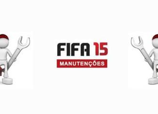 Todas as Manutenções de FIFA 15