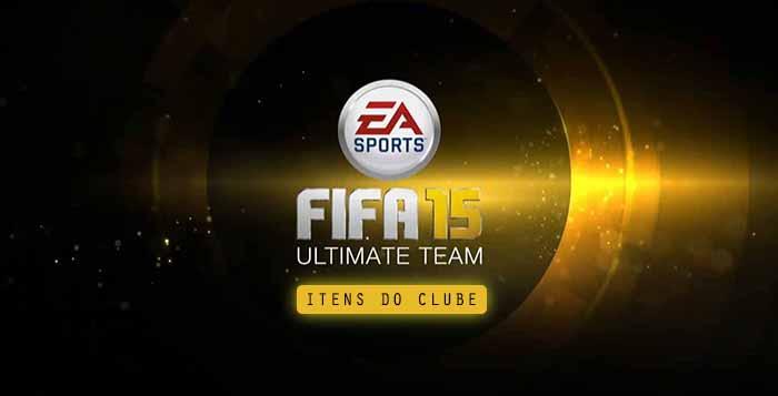 Guia de Equipamentos, Emblemas, Bolas e Estádios em FIFA 15 Ultimate Team
