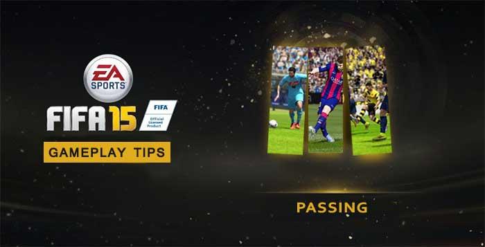 Dicas de Gameplay para FIFA 15: Tutorial de passes