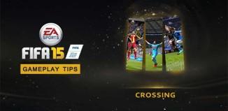 Dicas de Gameplay para FIFA 15: Tutorial de cruzamentos