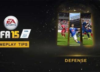 Dicas de Gameplay para FIFA 15: Tutorial de Defesa