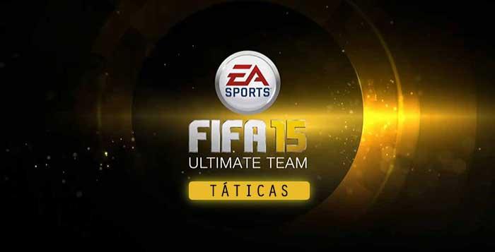 Guia de Táticas / Formações para FIFA 15 Ultimate Team