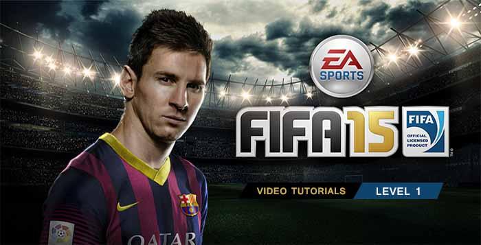 Video Tutoriais Básicos para FIFA 15 Ultimate Team