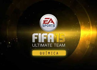 Guia de Química para FIFA 15 Ultimate Team
