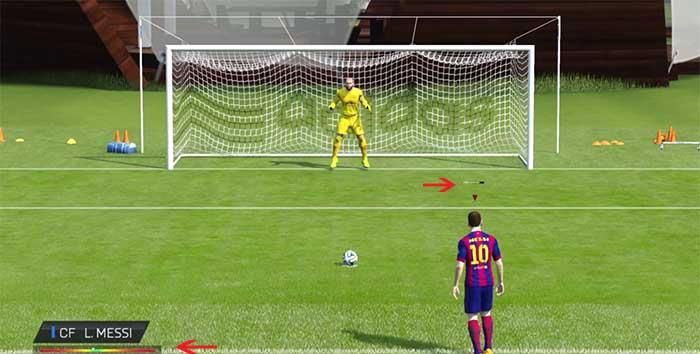Dicas de Gameplay para FIFA 15: Tutorial de Penaltis