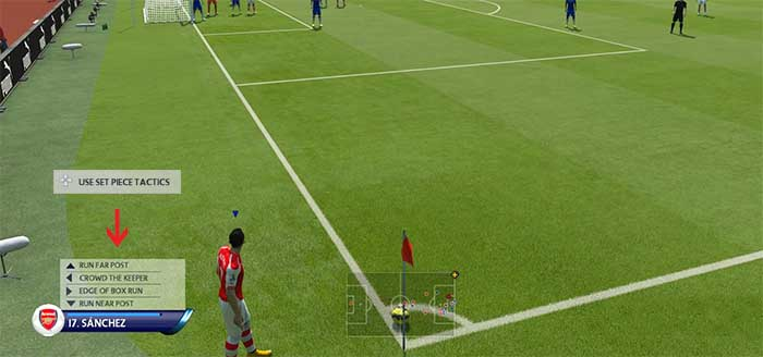 Dicas de Gameplay para FIFA 15: Tutorial de Corners