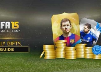 Lista Completa de Daily Gifts em FIFA 15 Ultimate Team