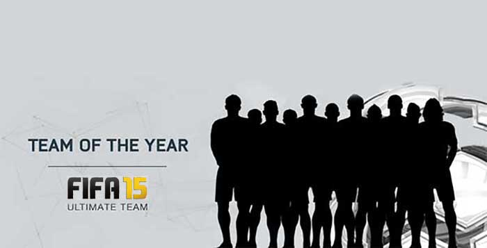 Guia da Team of the Year de FIFA 15 Ultimate Team