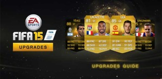 Guia de Upgrades para FIFA 15 Ultimate Team
