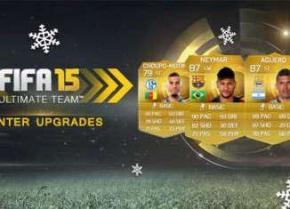 Lista de Upgrades de Inverno de FIFA 15 Ultimate Team