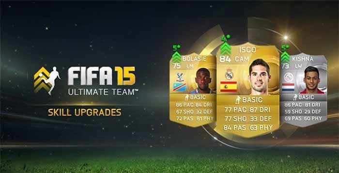 Lista de Novos Star Skills de FIFA 15 Ultimate Team