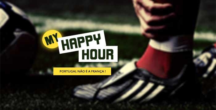 A Minha Hora Feliz: Portugal não é a França !