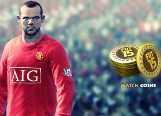 Moedas Ganhas nos Jogos em FIFA 15 Ultimate Team