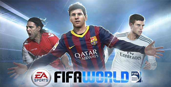 FIFA World Desativado pela EA Sports