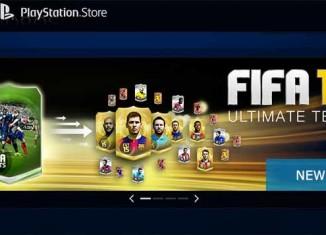 FIFA Points Passam a Ser Vendidos Diretamente na Playstation Store