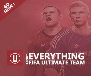 FIFA U Team Website