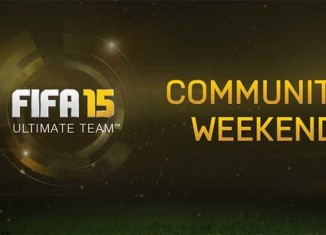 Community Weekend para FIFA 15 Ultimate T