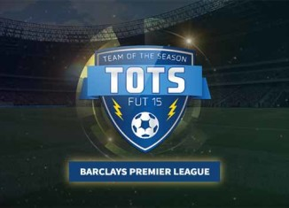 Team of the Season da Barclays Premier League de FIFA 15