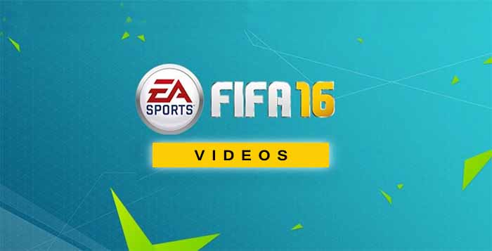 Trailers, Teasers e Videos Oficiais de FIFA 16