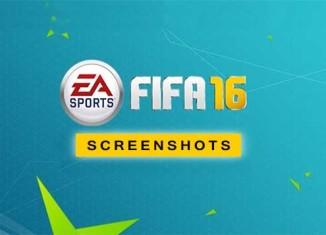 Screenshots de FIFA 16 - Todas as Imagens Oficiais de FIFA 16