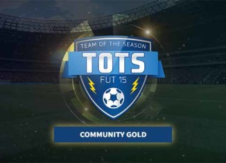 Community Team of the Season de Ouro de FIFA 15