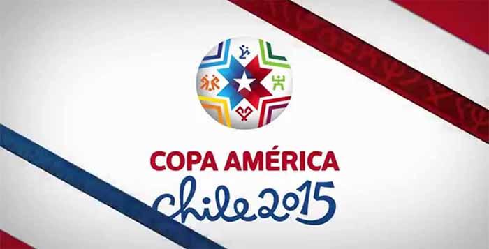 FIFA 15 e a Copa América